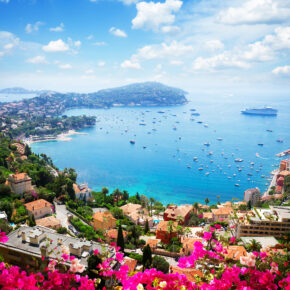 Frankreich Fly & Drive: 7 Tage Côte d'Azur mit Flug & Mietwagen nur 36€