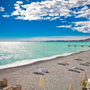 Kurztrip an die französische Riviera: 3 Tage Nizza mit zentraler Unterkunft, Frühstück & Flug nur 66€