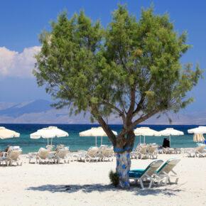 Last Minute Strandurlaub: 8 Tage Kos in 4* Hotel mit All Inclusive, Flug & Transfer nur 374€