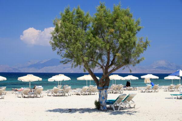 Griechenland Kos Mastichari Strand