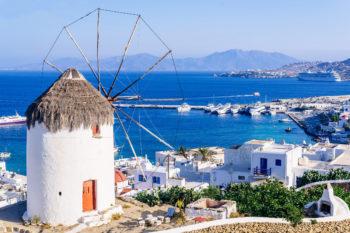 Neueröffnung auf Mykonos: 7 Tage in luxuriöser 5* Suite inkl. Spa, Meerblick, Transfers & Extras für 1225€