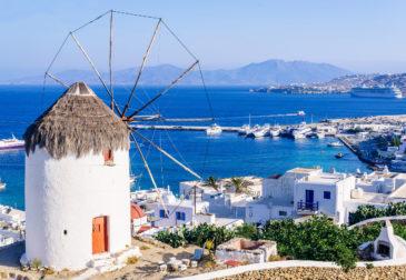 Neueröffnung auf Mykonos: 7 Tage in 5* Luxus-Suite mit Frühstück, Meerblick, Transfer & Extras f�...