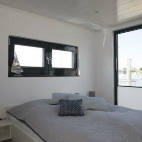 Hausboot Schlafzimmer