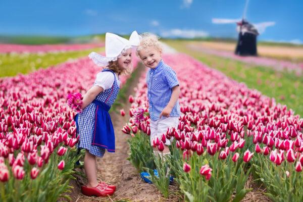 Schönsten Blütenfeste der Welt