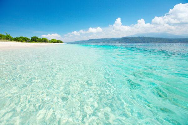 Indonesien Bali Barat Nationalpark Strand