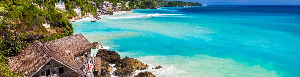 Indonesien Bali Indischer Ozean