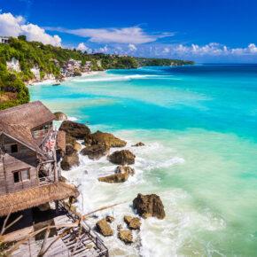 Traumurlaub auf Bali 2021: 10 Tage im TOP 4* Hotel mit Frühstück & Flug nur 599€