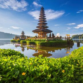 """Bali: """"Grüne Zone"""" in Indonesien soll Tourismus wiederbeleben"""