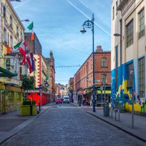 Dublin Städtetrip: 3 Tage in zentraler TOP Unterkunft mit Frühstück & Flug nur 68€