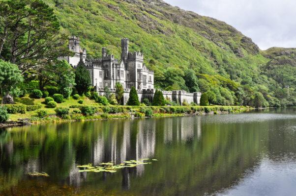 Irland Kylemore Abbey