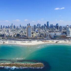 Party-Trip Tel Aviv: 4 Tage langes Wochenende mit Unterkunft, Frühstück & Flug nur 116€