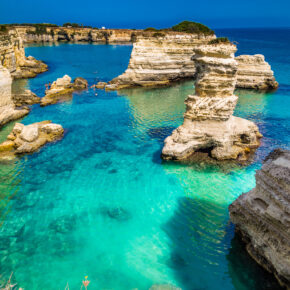 Italien: 8 Tage Apulien in TOP Unterkunft inkl. Frühstück & Flug nur 117€