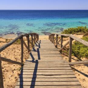 Ab geht es nach Italien: 8 Tage Apulien im 3* Hotel inkl. Flug für 125€
