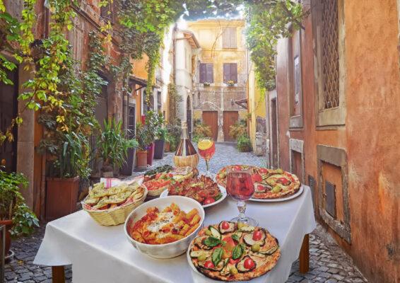 Italien Italienische Küche 2
