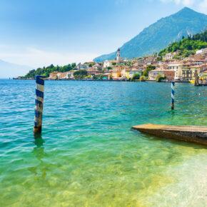 Wochenende am Gardasee: 3 Tage Limone im 4* Hotel inkl. Frühstück nur 47€