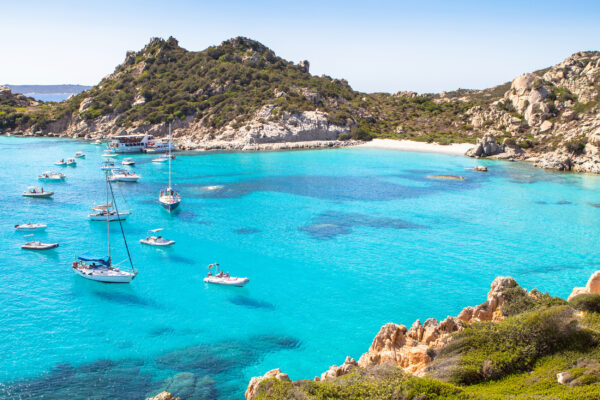 Italien Sardinien Cala Corsara