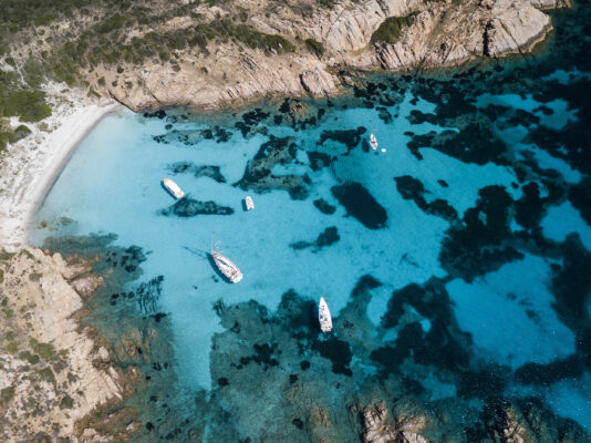 Italien Sardinien Emerald Küste