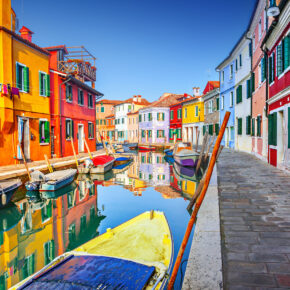 Kurztrip nach Italien: 3 Tage Venedig mit 3* Hotel & Flug nur 84€