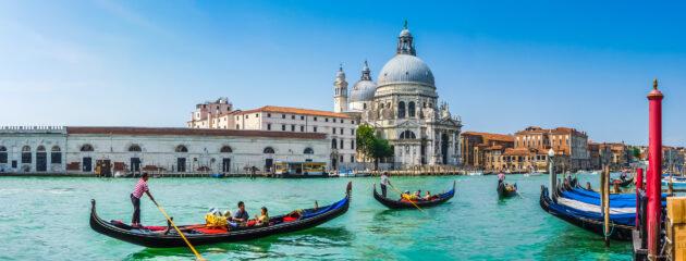 Italien Venedig Panorama