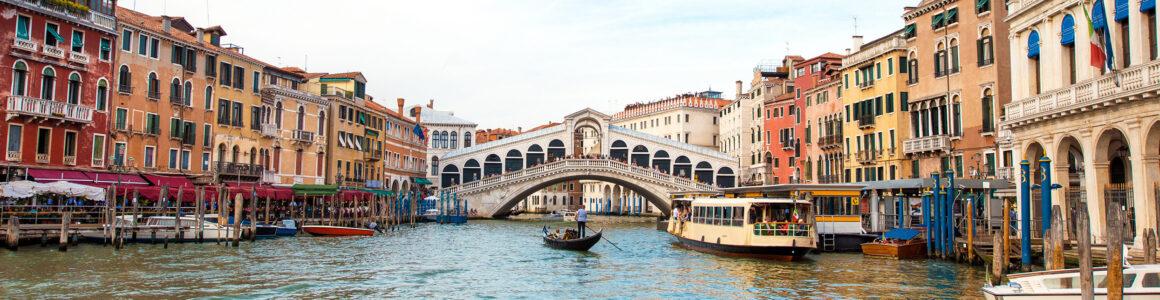 Venedig übers Wochenende: 4 Tage Städtetrip mit tollem 4* Hotel, Frühstück & Flug nur 84€