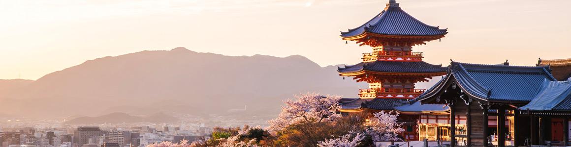 Japan Kyoto Reisekalender