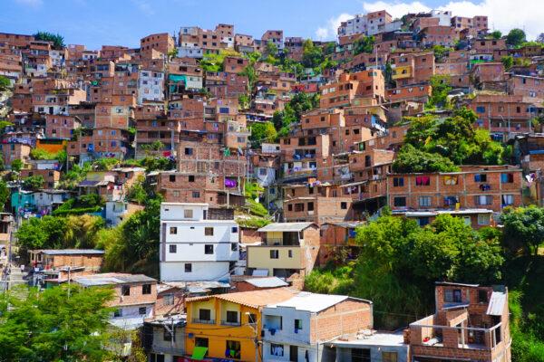 Backpacking in Kolumbien