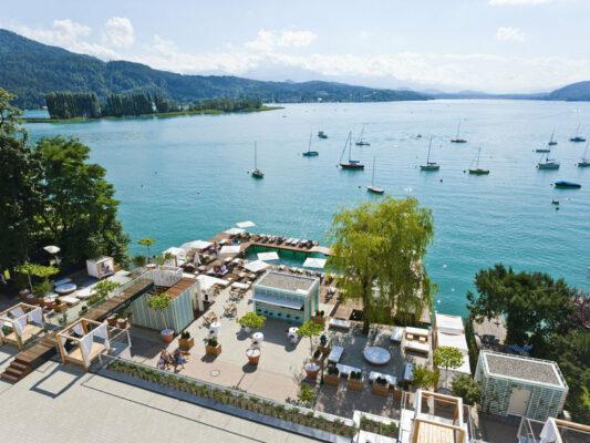 Lake's Hotel Terrasse
