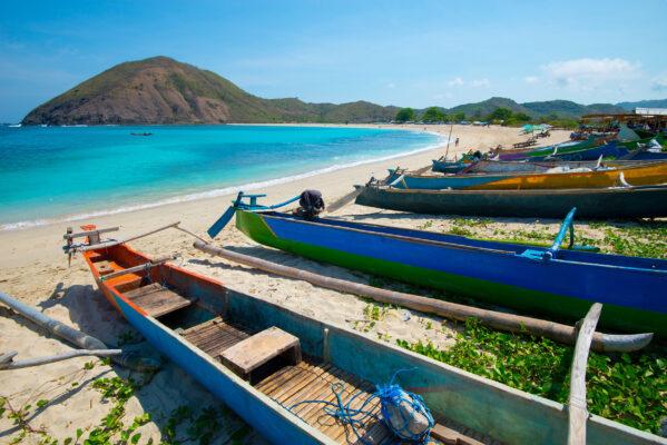 Lombok Mawun Beach