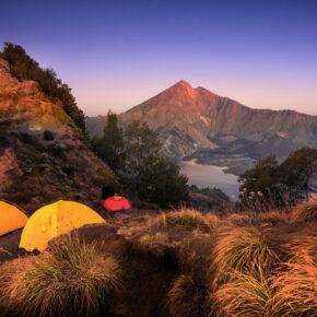 Backpacking Indonesien: 1 Monat Inselhopping Java, Bali & Lombok mit Hotels & Flug nur 546€