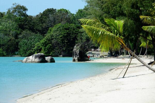 Malaysien Langkawi Pentai Kok Strand