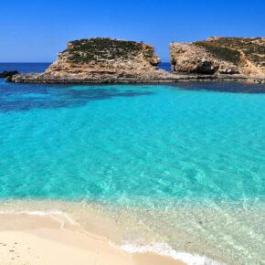 Malta Blue Lagoon View
