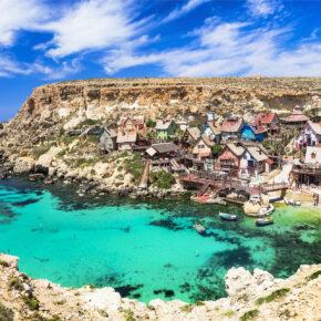 Malta: 8 Tage im TOP 4* SPA Hotel mit Flug nur 70€