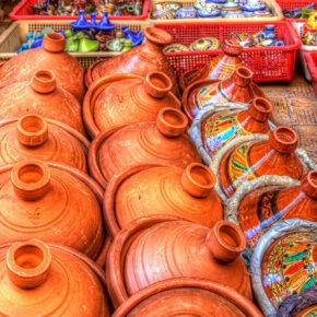 Marokko: 5 Tage Fés mit guter Unterkunft, Frühstück & Flug nur 49€