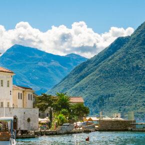 Montenegro: 8 Tage im tollen Apartment mit Bergblick & Flug nur 45€