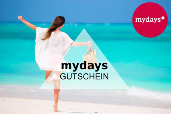 Mydays Gutschein 20 Auf Dein Nachstes Erlebnis