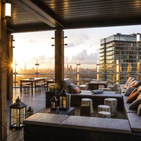 Kurztrip nach London: 3 Tage im TOP 4* Hotel mit Frühstück, Pool, Dachterrasse & Flug ab 169€