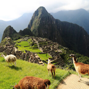 Lateinamerika: Direkte Hin- & Rückflüge nach Peru & Ecuador ab 167€