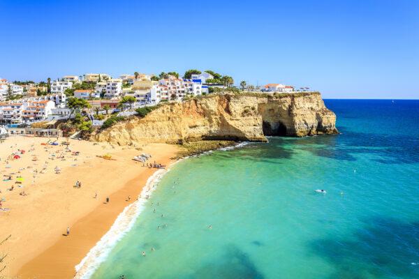 Portugal Algarve Carvoeiro