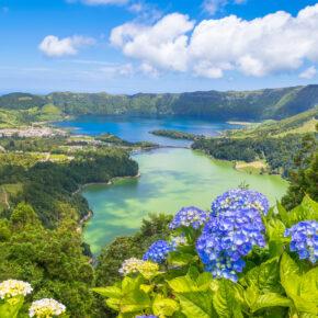 Ab auf die Azoren: 8 Tage mit Unterkunft & Flug nur 159€