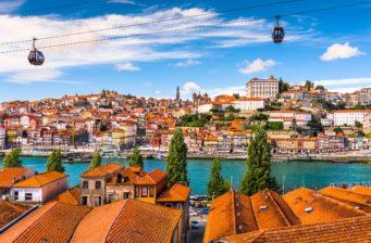 Städtetrip: 4 Tage Porto mit zentralem TOP Hotel & Flug nur 87€