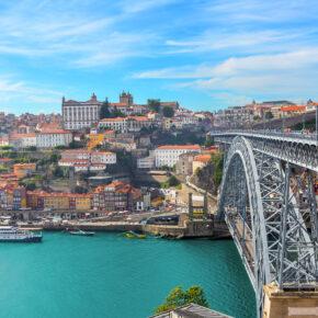 Wochenende in Porto: 4 Tage Städtetrip mit gutem 3* Hotel & Flug nur 89€