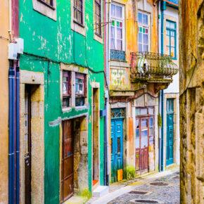 Langes Wochenende in Porto: 4 Tage Städtetrip mit zentraler Unterkunft & Flug nur 64€
