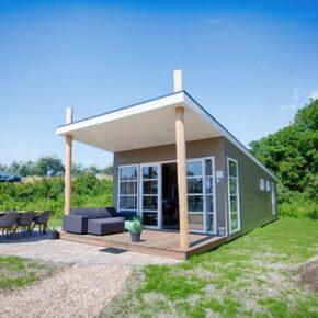 Ferienpark übers Wochenende: 8 Tage in Südholland in eigener Dünen-Lodge ab 96€