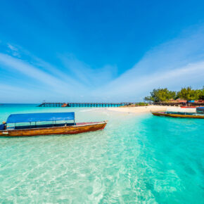 Lastminute Traumurlaub: 8 Tage Sansibar mit sehr guter Unterkunft, Frühstück & Flug nur 301€