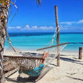 Trauminsel: 15 Tage Sansibar im Hotel inkl. Frühstück & Flug für 497€