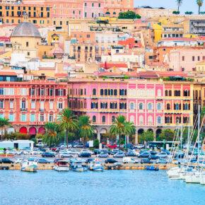 Italien: 8 Tage Sardinien im guten 4* Hotel mit All Inclusive, Flug & Transfer nur 362€