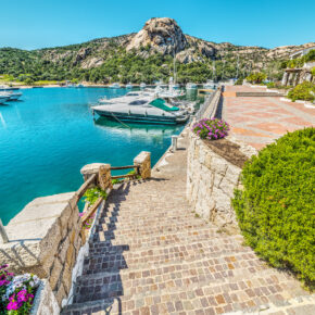 Sardinien-Traum: 8 Tage im tollen Apartment mit Flug nur 132€