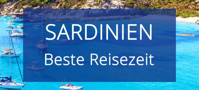 Italien Sardinien Beste Reisezeit