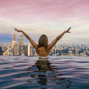 AWARD Hotel: 7 Tage im luxuriösen 5* Marina Bay Sands in Singapur mit Flug nur 1.406€
