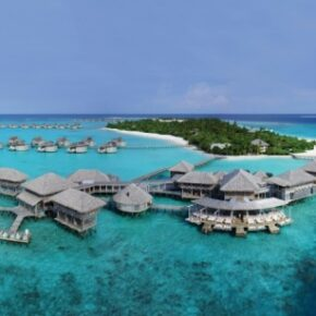 Six Senses Laamu Arial